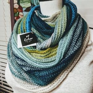 🆕🏷️ Stitchfix Echo Infinity Knit scarf NWT